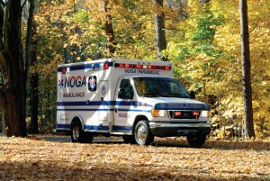 Fall Ambulance